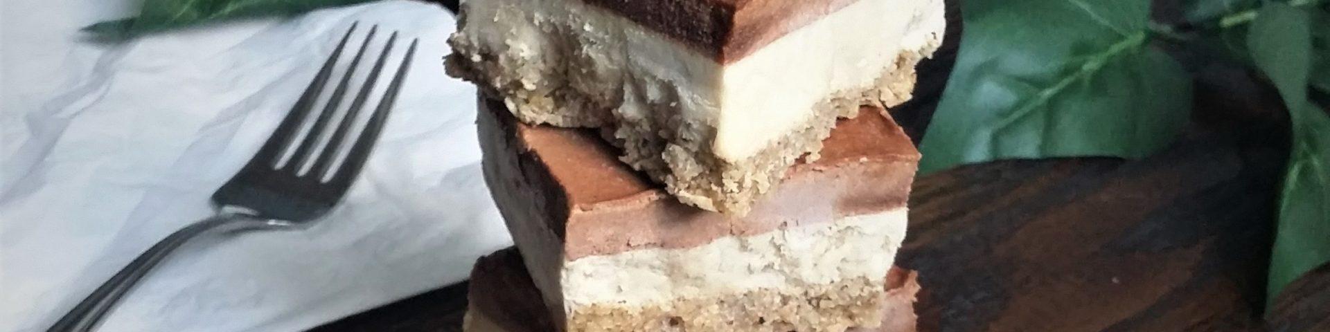 nice cream squares